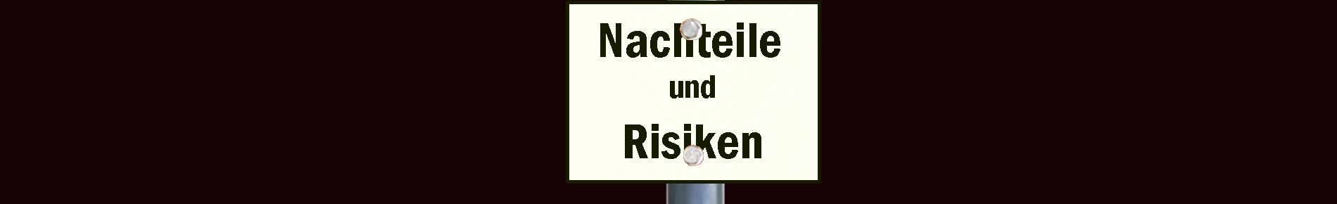 WW_NachteileRisiken