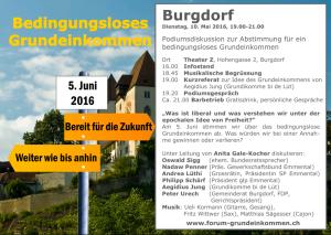 FlyerBurgdorf